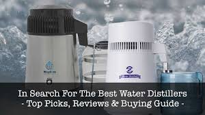 best water distillers 2019 top 5 recommended