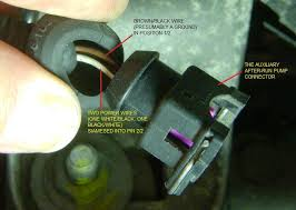quattroworld com forums after run auxiliary coolant pump and fan on an aan and i would guess on an aby it might also possible to swap the 2 pin connector on the isv and the iat they are the same size and the wire