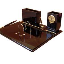 classic office desks. Image Is Loading Classic-office-desk-organizer-made-from-natural-obsidian- Classic Office Desks