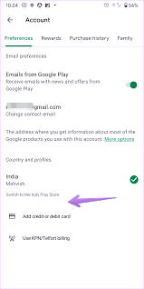 Maybe you would like to learn more about one of these? Top 5 Fixes For Cannot Change Country In Google Play Store