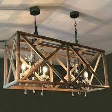 diy rustic chandelier reclaimed wood chandelier rustic chandeliers wooden cage diy rustic modern chandelier