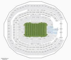 Lincoln Financial Field Seating Chart Concert Map Seatgeek