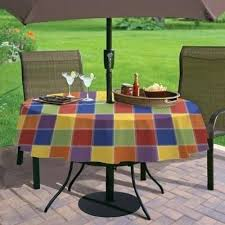 round vinyl tablecloth fitted tablecloths elastic