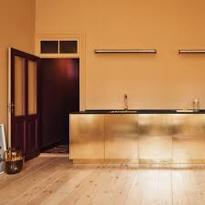 office interior magazine. Gold Reform Kitchen In Stine Goya Copenhagen Offices Office Interior Magazine S