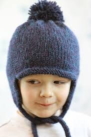 Earflap Hat Knitting Pattern Unique Balls To The Walls Knits All In The Family Earflap Hat
