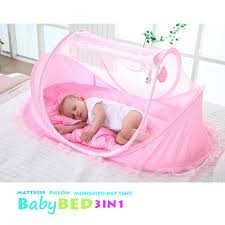 3 in1 foldable baby bed large size