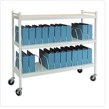 Chart Shelves Omnimed Large Big Beam Vertical Open Chart Rack 3 Shelves