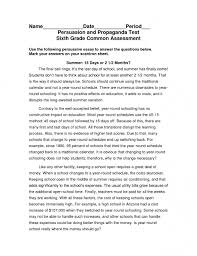 writing everyday counts ms rhodes english classes in  18 cover letter template for persuasive essay examples 6th throughout grade 19 surprising resume