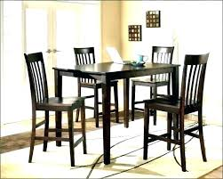 high top table ikea dining tables kitchen sets with bench bar height and linnmon gloss