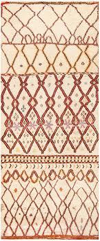 beautiful mid century vintage moroccan rug  by nazmiyal