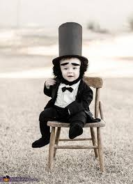 babyham lincoln costume