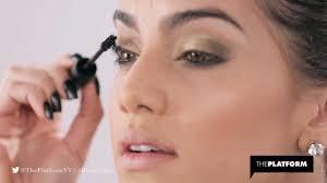 beach peach makeup for summer beauty pop with camila coelho the platform you