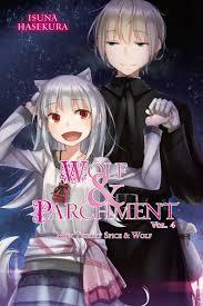 Wolf And Parchment Light Novel Wolf Parchment New Theory Spice Wolf Vol 4 Light Novel Ebook By Isuna Hasekura Rakuten Kobo