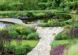 contemporary english garden design