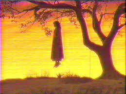 Judas hanging on a tree