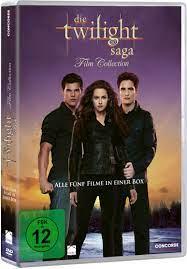 Die Twilight Saga - Film Collection DVD ...