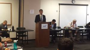 on august 25 2016 santa clara county district attorney jeff rosen spoke with a packed house of api leaders about the criminal justice system and