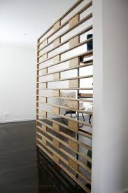 best  modern room dividers ideas on pinterest  office room