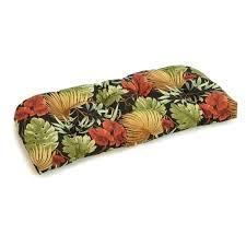 u shaped outdoor cushions blazing needles all weather u shaped outdoor settee bench cushion d shaped outdoor chair cushions