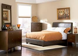 brown leather bedroom furniture. Chocolate Brown Bedroom Furniture Photo - 1 Leather O