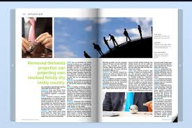 Free Magazine Template For Microsoft Word 30 Free Magazine Layout Template Andaluzseattle Template