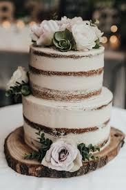 Wedding Cake Inspiration For A Rustic Feeling Wedding Ideas