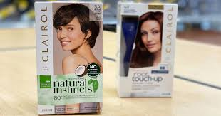 Change your hair color without breaking the bank. 5 2 Clairol Nice N Easy Root Touch Up Natural Instincts Coupon Hair Color From 3 34 Per Box At Walmart Hip2save
