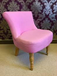 Pink Bedroom Chair Photo   8