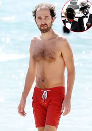 Daft Punk's Thomas Bangalter Without Helmet or Shirt: Beach Pics