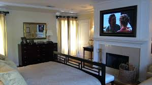 to hide a over fireplace above no heat images tv too high solutions how