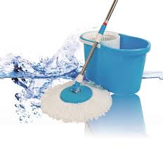 Kawachi Modern Magic Wash Floor Cleaning 360 Spin Mop Amazon