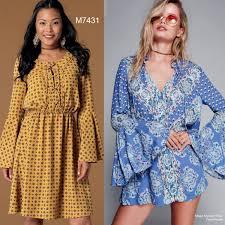 Boho Dress Patterns