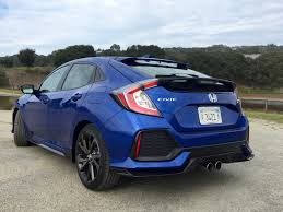 First Drive: The 2017 Civic Hatchback Has That Honda Magic | Hatchback,  Hatchbacks And .