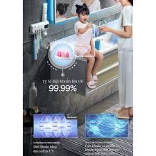 Máy tiệt trùng diệt khuẩn bàn chải đánh răng bằng tia UV - Home and Garden  chính hãng 390,000đ