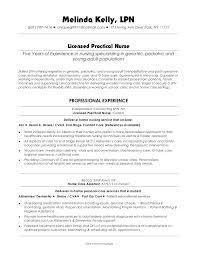Lpn Nurse Resume Entry Level Nursing Student Resume Sample Licensed