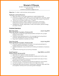 Impressive organizational Skills Resume for Your Clerical Skills for Resume