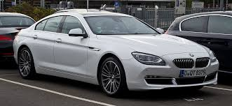 bmw 6 series models