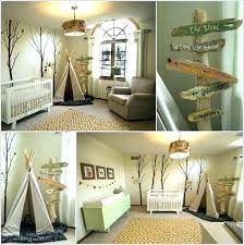 woodland themed bedding camping themed bedding camping themed nursery put a along with directional sign for