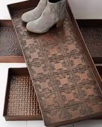 Decorative Boot Tray Waffle Waterhog Mat 60 x 60 Waterhog Mats at LLBean 60 16
