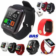 U8 Vintage Bluetooth Wrist Watch For Android Samsung Iphone Etc