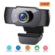 BENTOBEN HD 1080P Webcam with Microphone Auto Focus Video Record WebCamera  for PC Gamer Streaming YouTube Conference Work|Webcams
