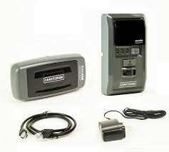 garage door remote appCraftsman Smart Control Garage Door Opener Smartphone Control Kit