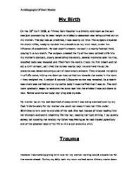 essay my life virtues of my life essay