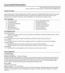 Car Rental Agent Resume Sample Agent Resumes LiveCareer Interesting Rental Resume
