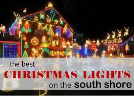 where to find the best light displays on the south s