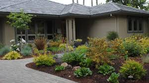 Small Picture Unique Front Yard Garden Ideas No Grass Google Search With Design