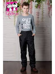 Брюки KidStyle 4591416 в интернет-магазине Wildberries.ru