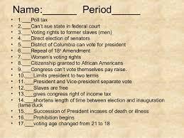 repeal of 18th amendment  23