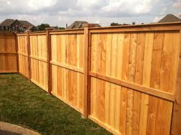 wood privacy fences. Fine Decoration Types Of Wood Privacy Fences Different Styles Fence Ideas
