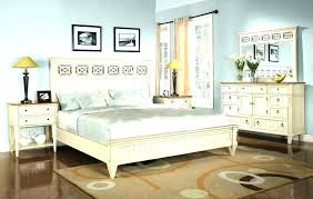 Distressed White King Bed Distressed White Bed Distressed White ...